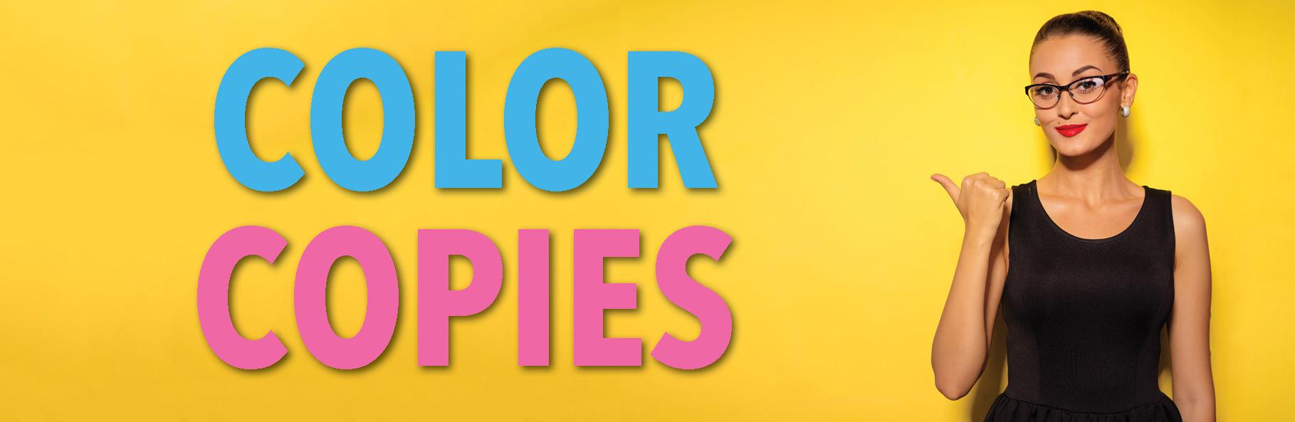 Color Copies -new site