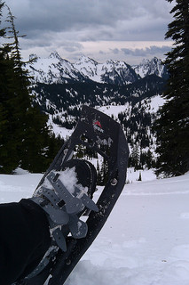 Take a Snowshoeing Trek