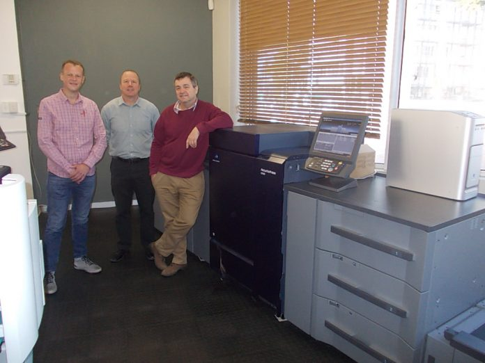 Minuteman Press Cape Town Achieves Colour Consistency And Precision With Konica Minolta AccurioPress C6100