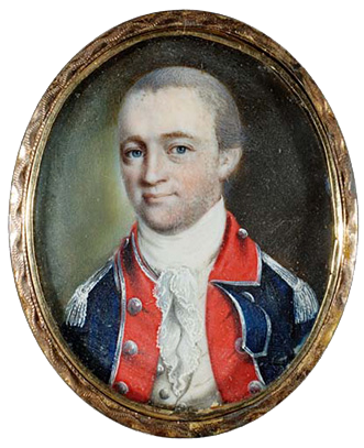 1778: Beginnings of Culper Spy Ring with GEN Washington & MAJ Tallmadge