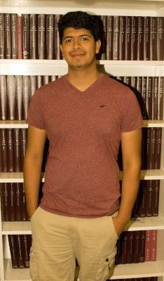 Orionnamir Rebollar - McGregor High School Graduate