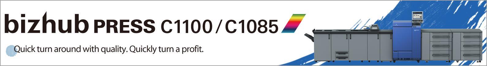 Konica Minolta BisHub C1100