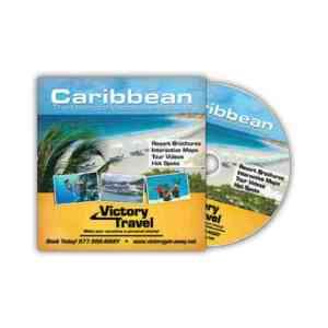 Duplicated CD in Printed Sleeve