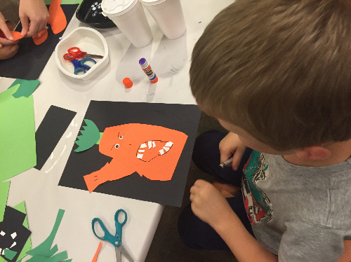 Halloween Open House: Creepy Crafts