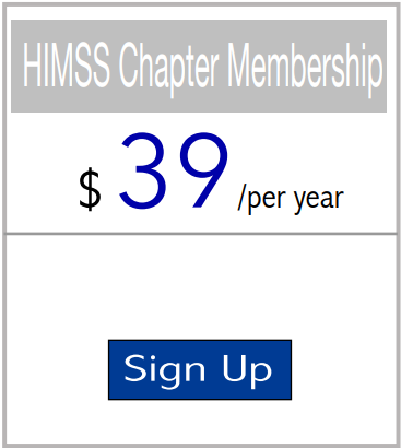 HIMSS Chapter Membership