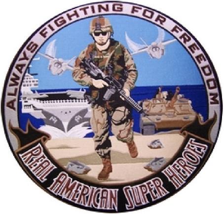 KP-3160 - Giclee Printed Plaque, US Marine Corps US Marine Amphibious Assault