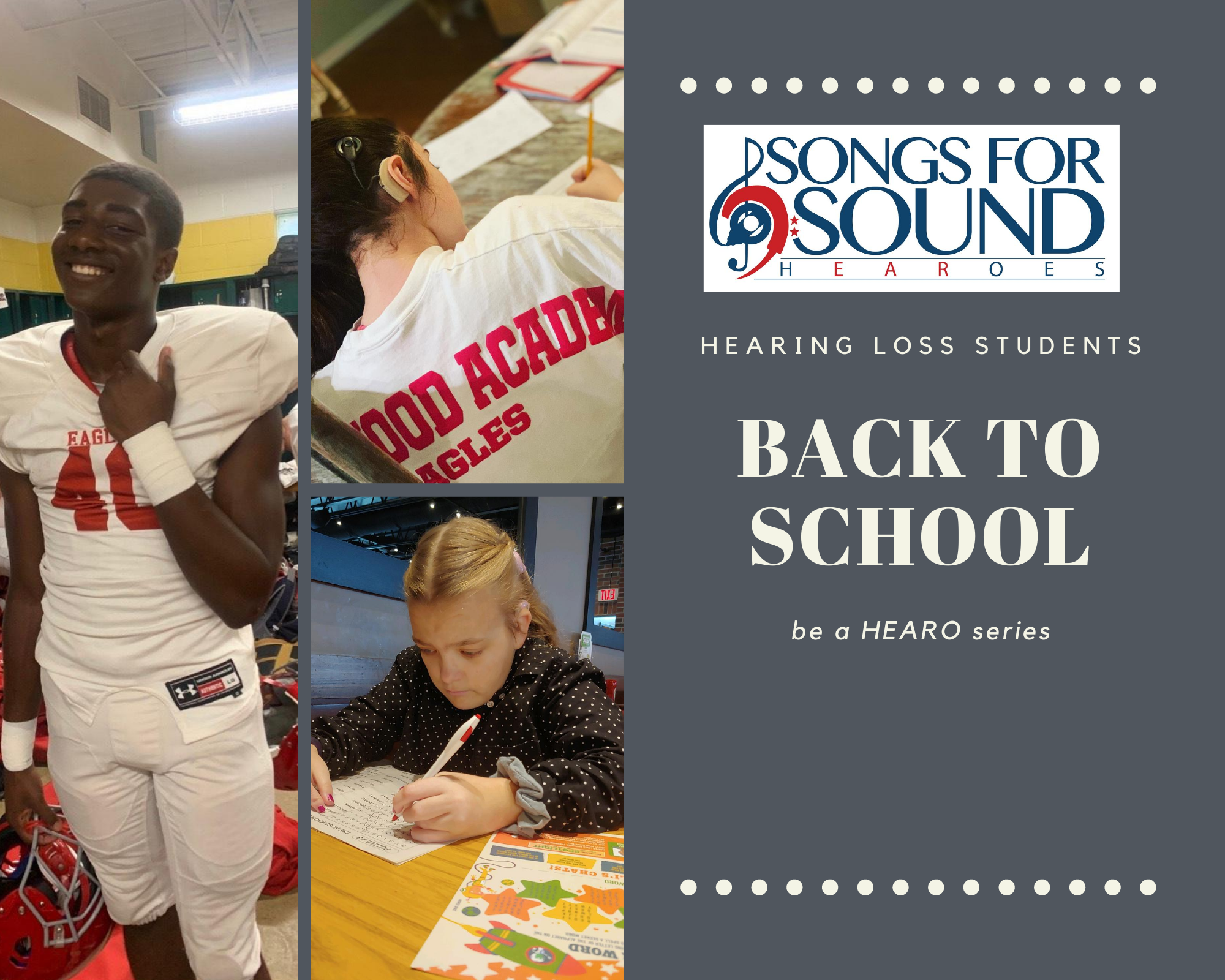 6 Tips for Students with Hearing Loss to Thrive in School