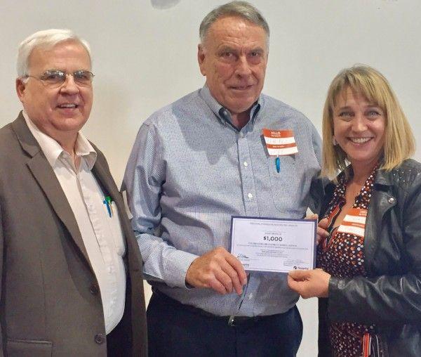 IFYE Association Receives $1000 Grant