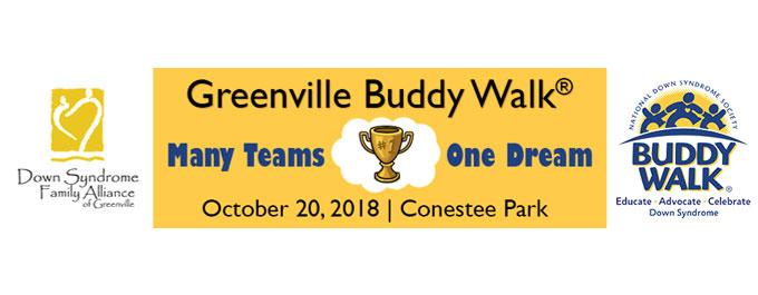 2018 Buddy Walk