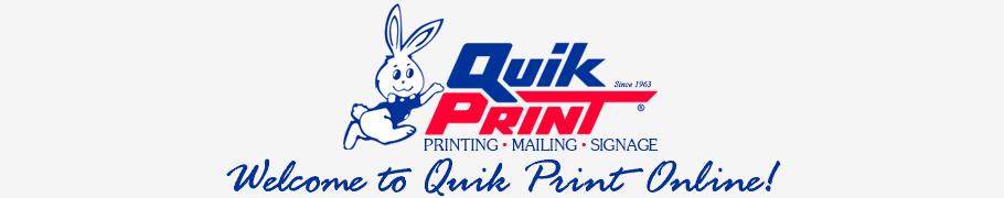 Quik Print Online | Austin, TX