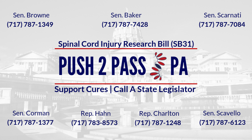 Pennsylvania SB31 - The Time is Now