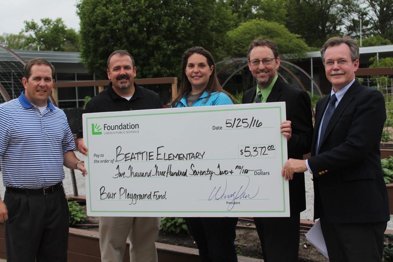 Harley & Shirley Bair Playground Endowment Fund