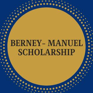 Berney-Manuel Scholarship