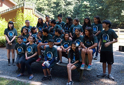 HIGHLAND MIDDLE SCHOOL KIDS GET OUTSIDE IN THE PARK JULY 15TH