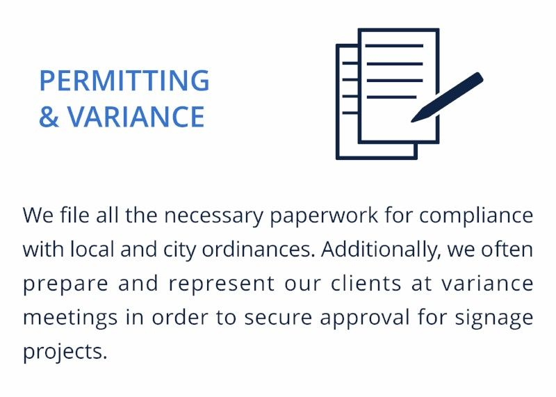 PERMITTING & VARIANCE