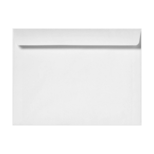 6 x 9 Booklet Envelope - 24# white wove