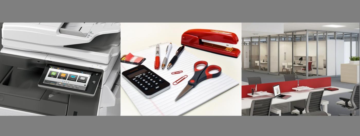 Copiers|Supplies|Furniture