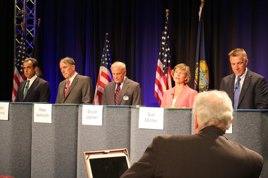 Gubernatorial Forum on Health and Support Services