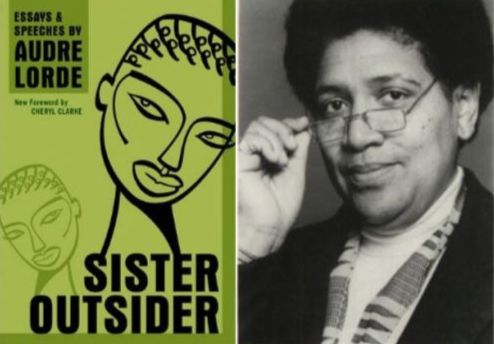 Book Club: Sister Outsider: Essays and Speeches by Audre Lorde