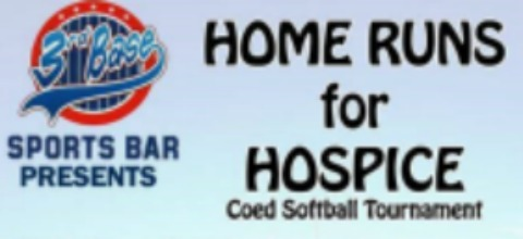 HOME RUN FOR HOSPICE