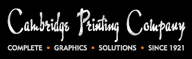 Cambridge Printing