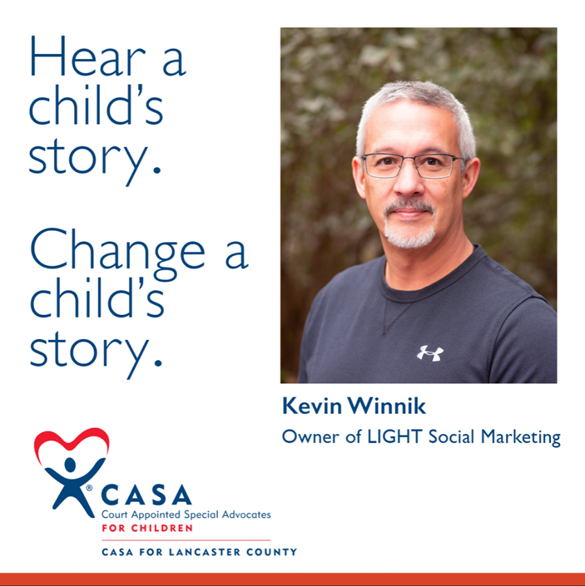 Hear a Child's Story - Change a Child's Story