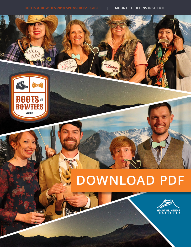 Boots & Bowties 2018 Sponsor Packages