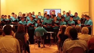Miami Children's Chorus Shona Mass: Munoera, Lee Kesselman Italy 2013