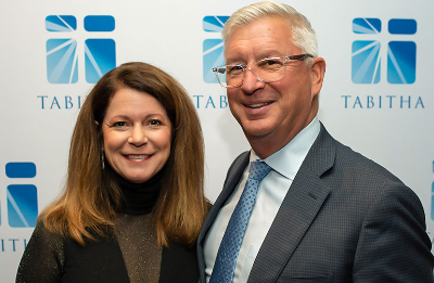 State Senator Suzanne Geist and her husband, Mark