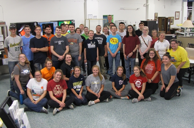 Volunteering at the ReStore: Changing Lives and Making Connections