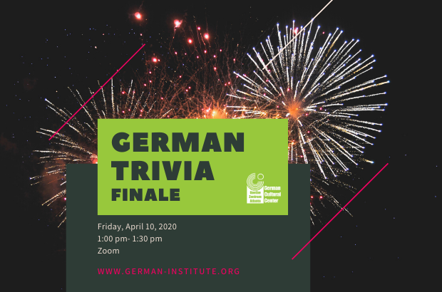 German Trivia - Finale
