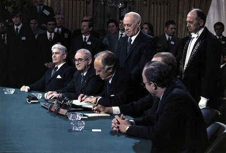 1973: Paris Peace Accords signed.
