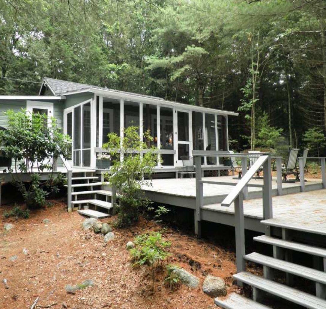 Maxwell Mays Lakehouse Rental