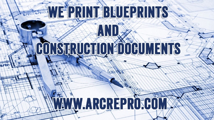 Arc reprographics construction documents architects engineers blueprints construction document printing atlantic city nj malvernweather Images