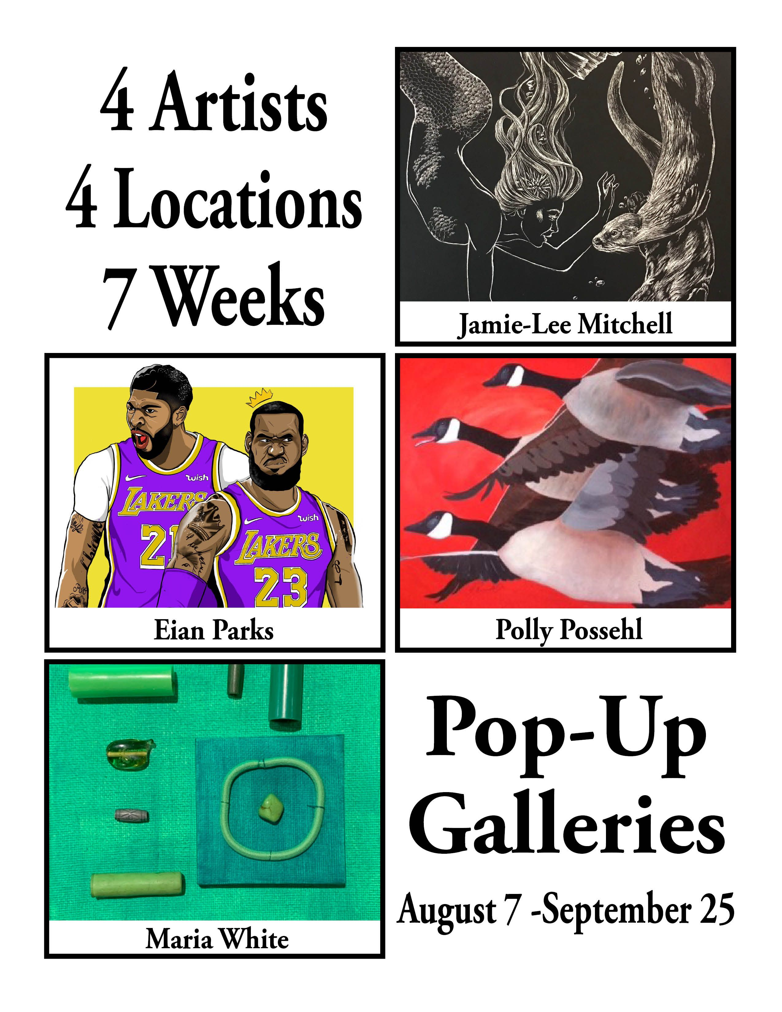 447 Pop-Up Galleries