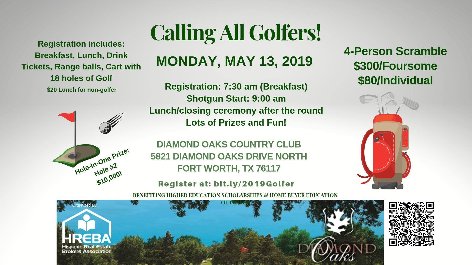 3rd Annual HREBA Golf Tournament
