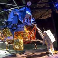 Space & Apollo Exhibits