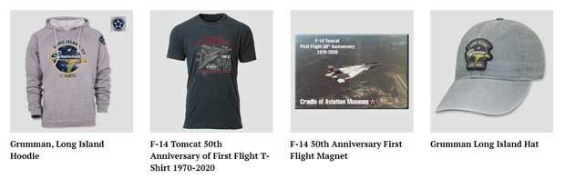 Shop the Grumman F-14 Collection