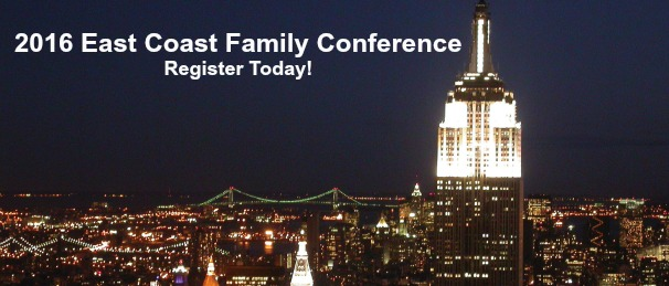 2016 East Coast Family Conference