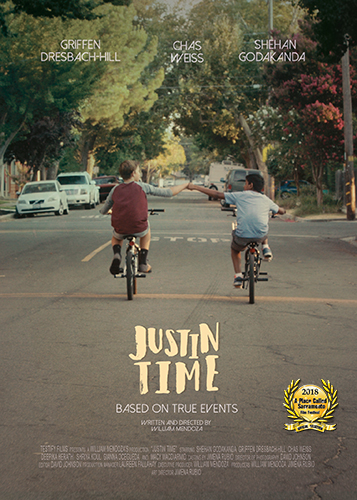 """Justin Time"""