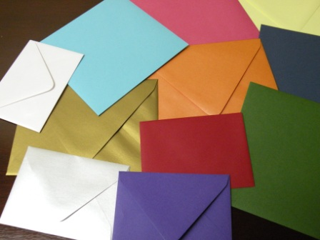 Specialty Stock Envelopes