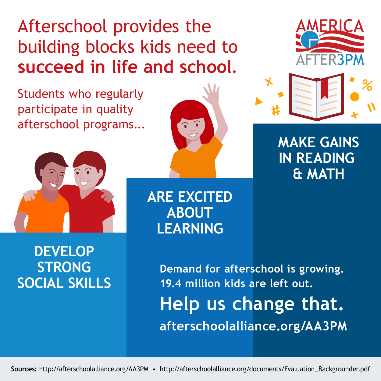 Afterschool programs are important...yet unaffordable for some.