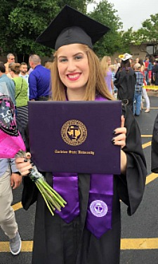 Giuliana Huffman - Tarleton State University