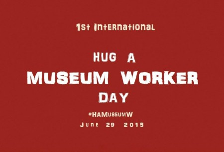 International Hug A Museum Worker Day