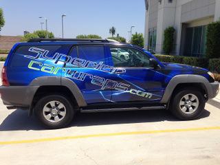 SuperiorCarWraps.com in Orange County