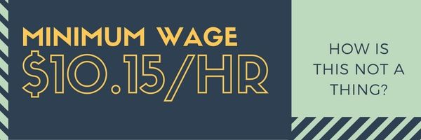 Raise The Minimum Wage (Click For More)