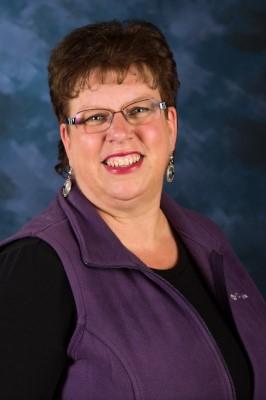 Rebecca Berge-Buss, Volunteer Coordinator