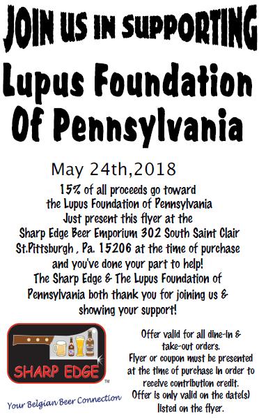 Sharp Edge Fundraiser - Friendship