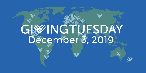 Get Ready for #GivingTuesday 2019 - 3 December 2019. Consider Supporting the CCEI-NCM Project!