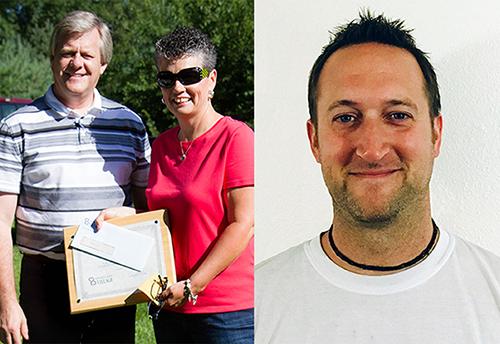 Teresa Klein, Steven Seufferlein win Thornblade awards